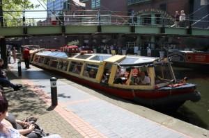 Sherborne wharf canal boat 300x199 Purplefrog Property