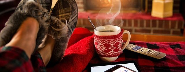 Warmth in the time of winter...