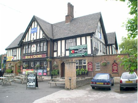Rose and Crown Purplefrog Property