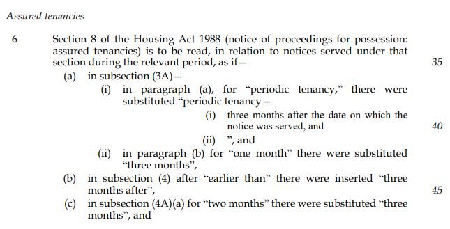 Section 8 Notice Changes Purplefrog Property